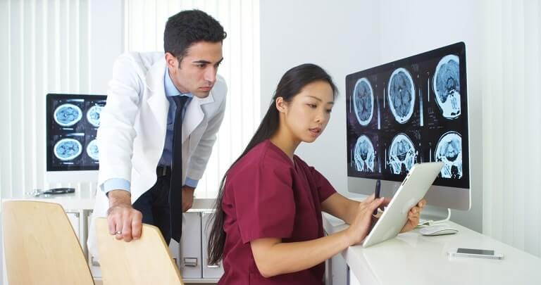 biostatistician for medical MRI clinical study